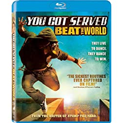 You Got Served: Beat the World [Blu-ray]