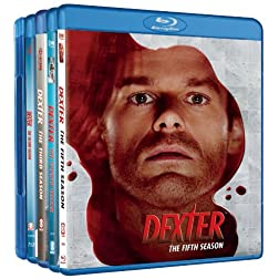 Dexter: Seasons 1-5 [Blu-ray]