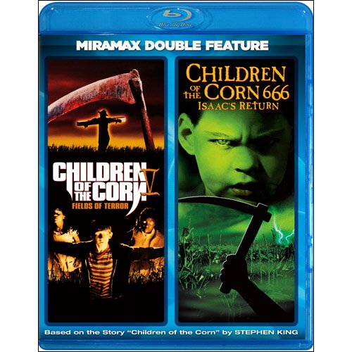 Children of the Corn V: Fields of Terror / Children of the Corn 666: Isacc's Return (Miramax Double Feature) [Blu-ray]