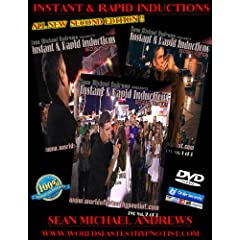 Instant & Rapid Inductions (Second Edition) 3-DVD Set