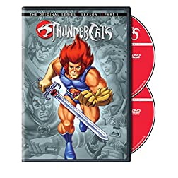 Thundercats: Season 1 Part 1