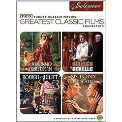 Tcm Greatest Classic Films: Shakespeare