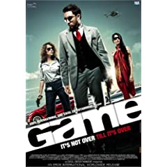 Game (2011) (New Hindi Action Film / Bollywood Movie / Indian Cinema DVD)