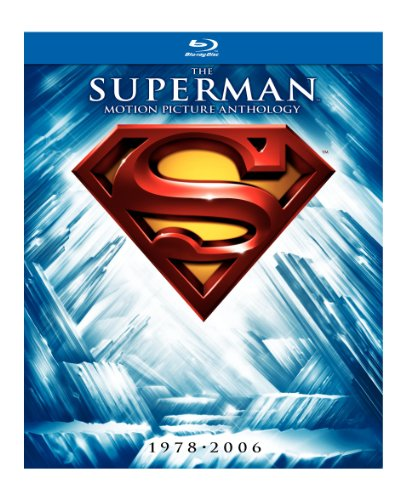Superman: The Motion Picture Anthology (1978-2006) [Blu-ray]