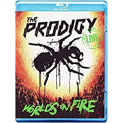 Live Worlds on Fire [Blu-ray]