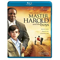 Master Harold... and the Boys [Blu-ray]