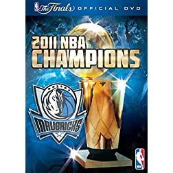 2011 NBA Finals Champions: Dallas Mavericks