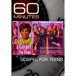 60 Minutes - Gospel for Teens (April 3, 2011)