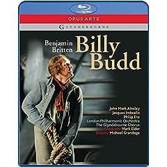 Britten: Billy Budd [Blu-ray]