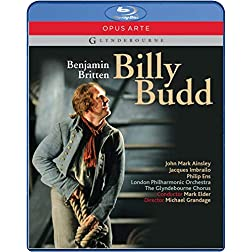 Britten: Billy Budd [Blu-ray]