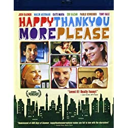 Happythankyoumoreplease [Blu-ray]