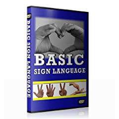Basic Sign language (DVD + bonus CD)