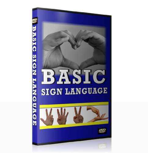 Basic Sign language (DVD + bonus CD)