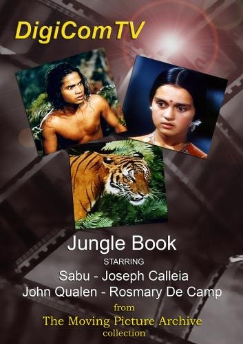 Jungle Book - Color - 1942
