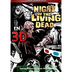 Night Of The Living Dead 3D (1968)