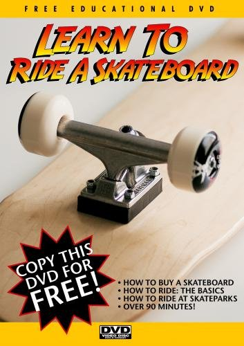 Learn To Ride A Skateboard