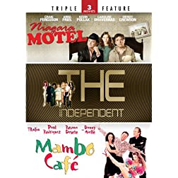Niagra Motel / The Independnent / Mambo Café - Triple Feature