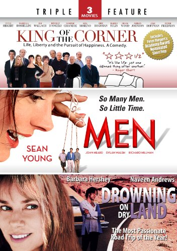 King of the Corner / Men / Drowning on Dry Land - Triple Feature