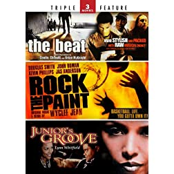 The Beat / Rock the Paint / Junior's Groove - Triple Feature