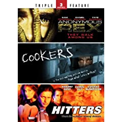 Anonymous Rex / Cookers / Hitters - Triple Feature