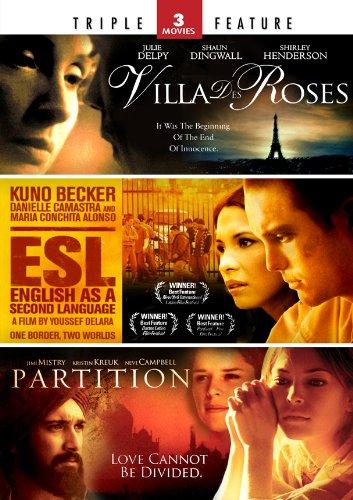 Villa de Roses / Partition / ESL - Triple Feature
