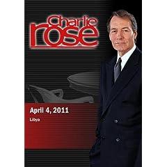 Charlie Rose - Libya (April 4, 2011)