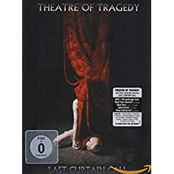 Theatre Of Tragedy - Last Curtain Call (DVD/CD)
