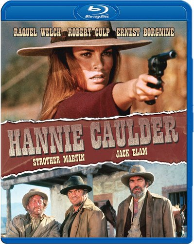 Hannie Caulder [Blu-ray]