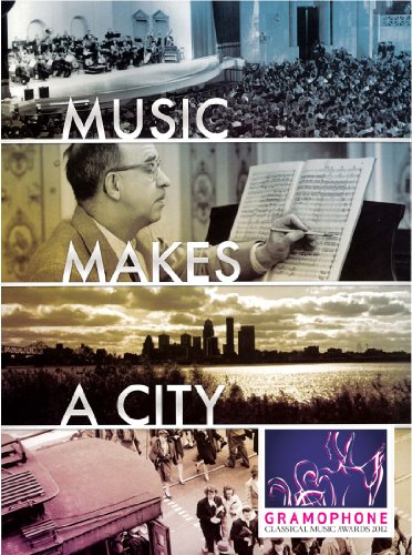 Music Makes A City (Limited Edition 2-disc Set)