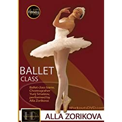 Ballet Class Alla Zorikova