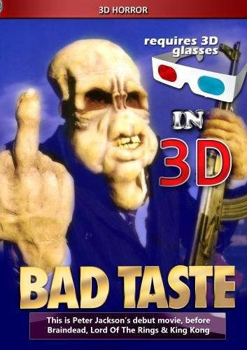 Bad Taste 3D (1988)