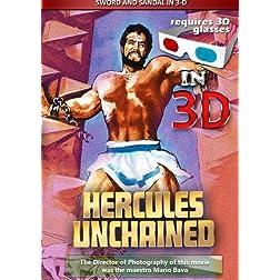 Hercules Unchained 3D (1959) [Ercole e la regina di Lidia]
