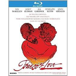 Priest of Love [Blu-ray]