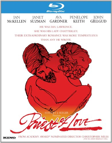 Priest of Love [Blu-ray]