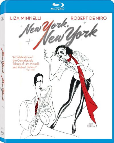 New York New York [Blu-ray]