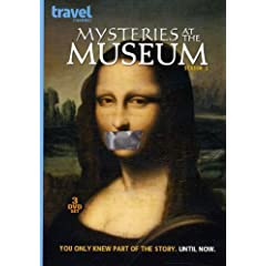 Mysteries At The Museum Season 1
