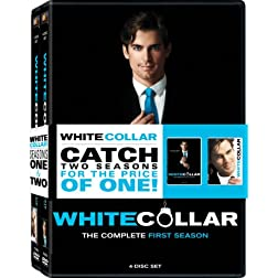 White Collar: Seasons 1 & 2