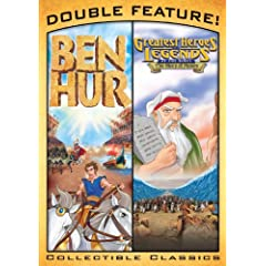 Ben Hur & The Story Of Moses