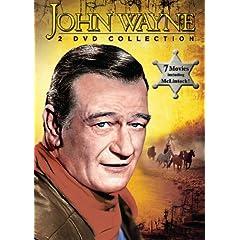 John Wayne 2 DVD Collection
