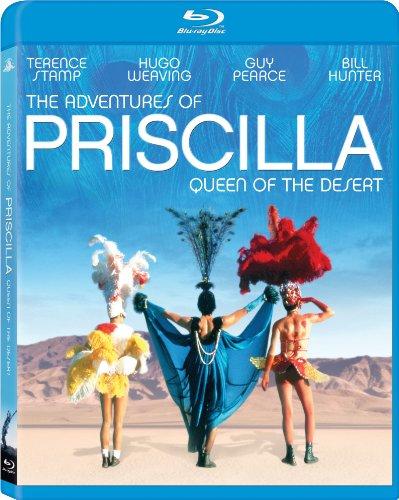 The Adventures of Priscilla, Queen of the Desert [Blu-ray]