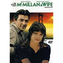 McMillan & Wife: Season 5