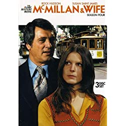 McMillan & Wife: Season 4