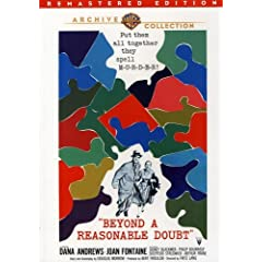 Beyond A Reasonable Doubt  [Remaster]