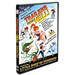 Trailers From Hell! Vol. 2 [Featuring Little Shop of Horrors Full Feature (Widescreen)]
