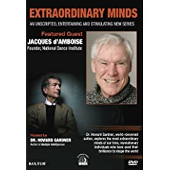 Extraordinary Minds: Jacques d'Amboise