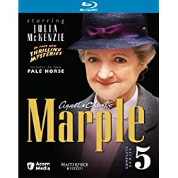 Agatha Christie's Marple: Complete Series 5 [Blu-ray]