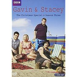 Gavin & Stacey: Season 3 Plus 2008 Christmas Spec