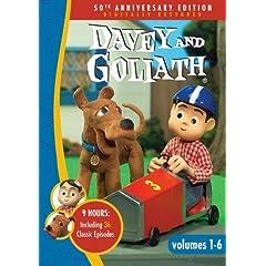 Davey And Goliath Vol 1-6