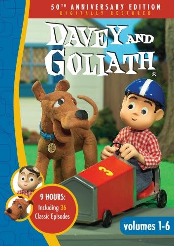 Davey And Goliath Vol 1-6