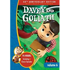 Davey And Goliath Vol 6
